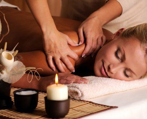 Ayurvedic Yoga Massage
