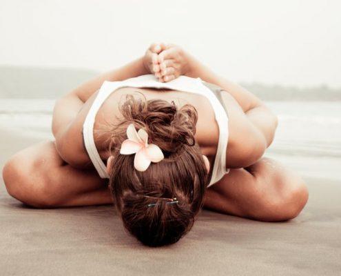 Yoga at location