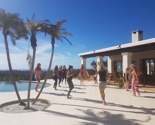 Yoga Mindfulness Inspiration Retreat Ibiza