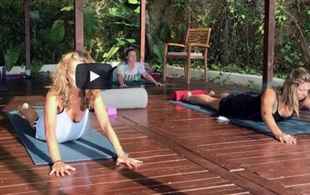 Yoga Mindfulness Ibiza video